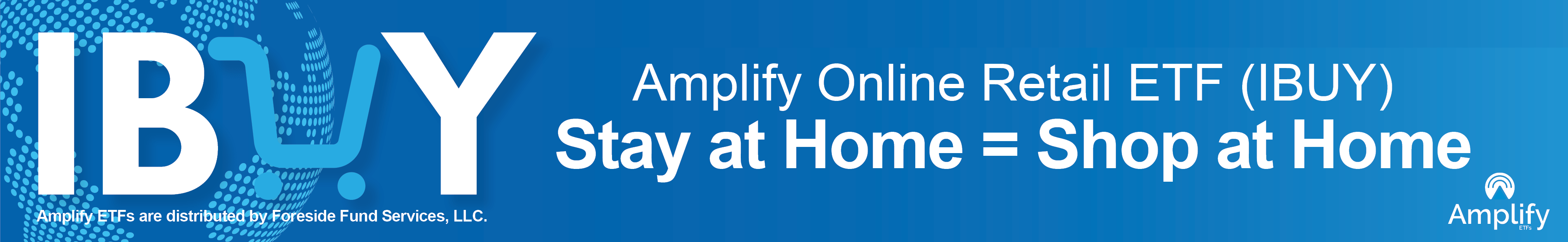 Amplify IBUY Stay at Home = Shop at Home
